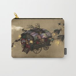 The Gypsy Wagon Carry-All Pouch