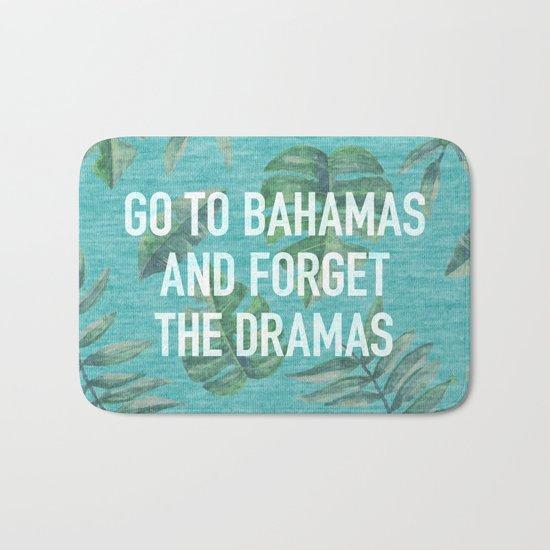 Go to Bahamas Bath Mat