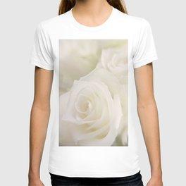 Ivory Roses #3 T-shirt