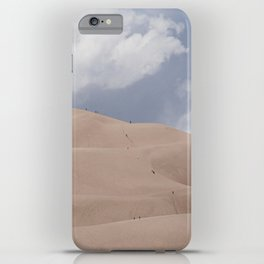 We become miniatures iPhone Case