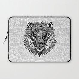 lion aztec art pattern Laptop Sleeve