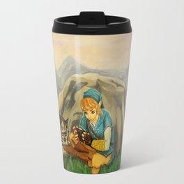 Sidetracked Travel Mug