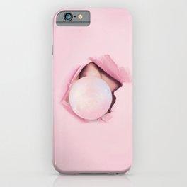 Must Bubblegum iPhone Case