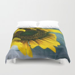 inspiration in simple things Duvet Cover
