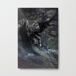 Forest hag Metal Print