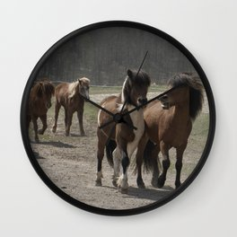 Are you hungry as well? Wall Clock