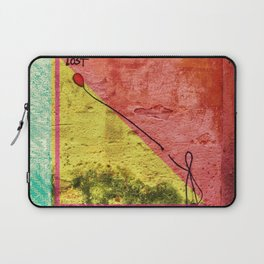 Lost - color Laptop Sleeve
