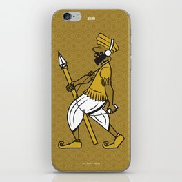 The Happy Indian iPhone Skin