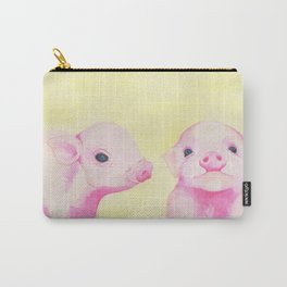 Baby Piglets Carry-All Pouch