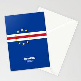 Cabo Verde case Stationery Cards