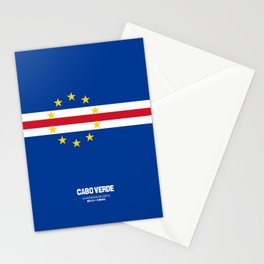 Cabo Verde case Stationery Cards