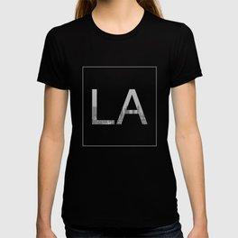 LA Los Angeles Skyline T-shirt