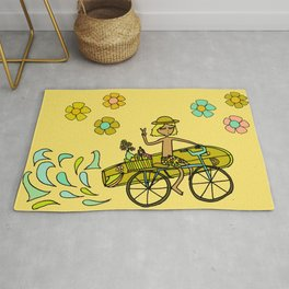 protect what you love Rug