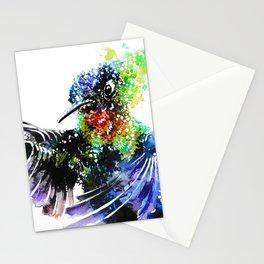 Hummingbird 4 Stationery Cards