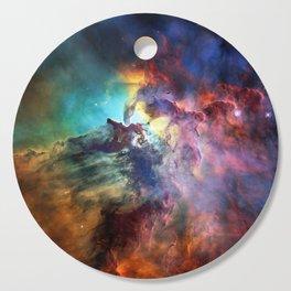 Lagoon Nebula Cutting Board