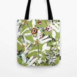 Vintage Garden IV Tote Bag