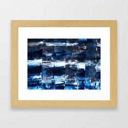 I Got The Blues Framed Art Print