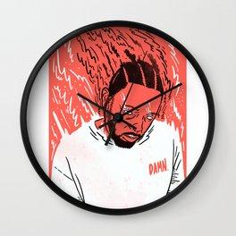 Kendrick Lamar - Damn. Wall Clock