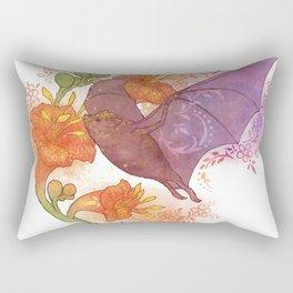 Pollinator Animals- Bat Rectangular Pillow
