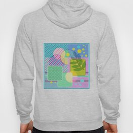 An abstract painting .   Good morning! Hoody