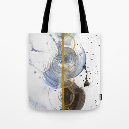 Traveling mind1 Tote Bag