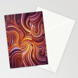 Electric Field Art LIV Stationery Cards