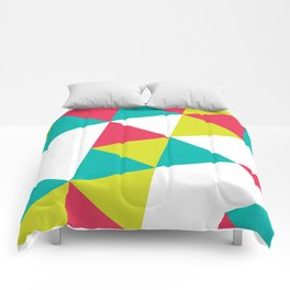 TROPICAL TRIANGLES - Vol 2 Comforters