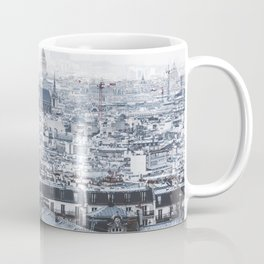 Rooftops - Architecture, Photography Coffee Mug