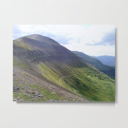 """Crown Land"" Metal Print"