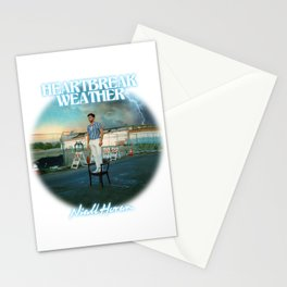 NIALL HORAN - HEARTBREAK WEATHER Stationery Cards