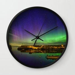 "Lanescove Aurora ""redo"" Wall Clock"