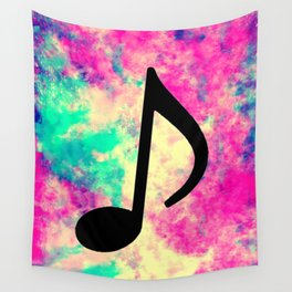 music 141 Wall Tapestry