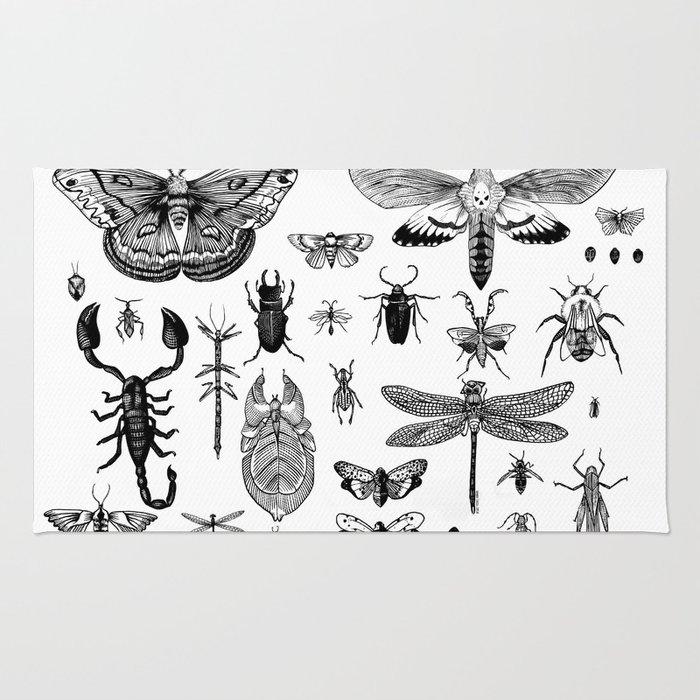 Bug Board Rug