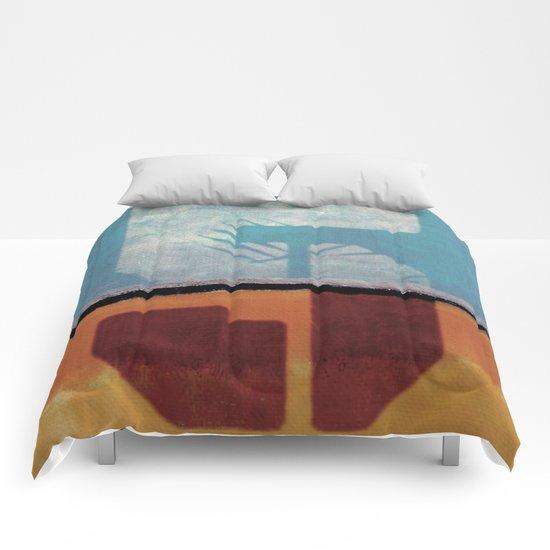 Fibonacci 5 Comforters