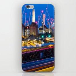 London England iPhone Skin