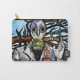 Infinity Land/Opposites Carry-All Pouch