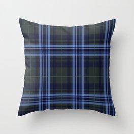 Jones Welsh Tartan Throw Pillow