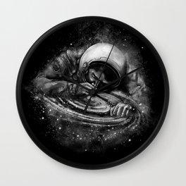 Space Junkie Wall Clock