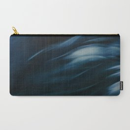 Storm in blue Carry-All Pouch