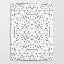Minimalist Geometric 101 Poster