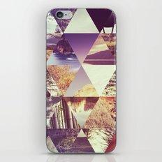 Trianglescape iPhone & iPod Skin