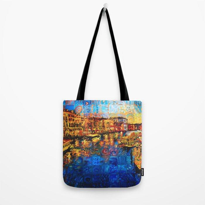 City of Love Tote Bag