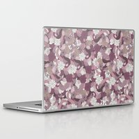 wwe Laptop & iPad Skins featuring Flowers by eARTh