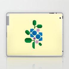 Fruit: Blueberry Laptop & iPad Skin