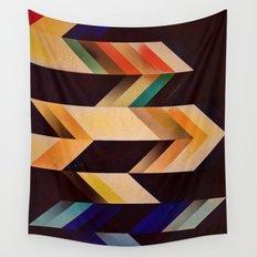 tyyr dwwn Wall Tapestry