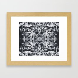 Algarve Abstraction Framed Art Print