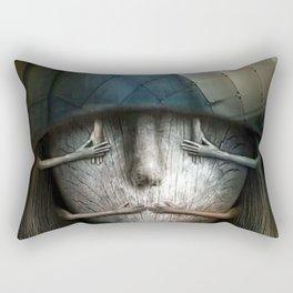Meditation Rectangular Pillow