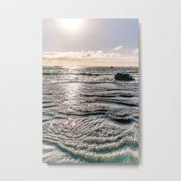 Drifting Away Metal Print