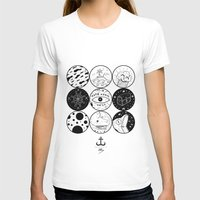 circles T-shirts featuring Circles by LSjoberg
