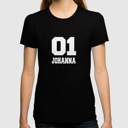 Johanna birthday club bachelorette party T-shirt
